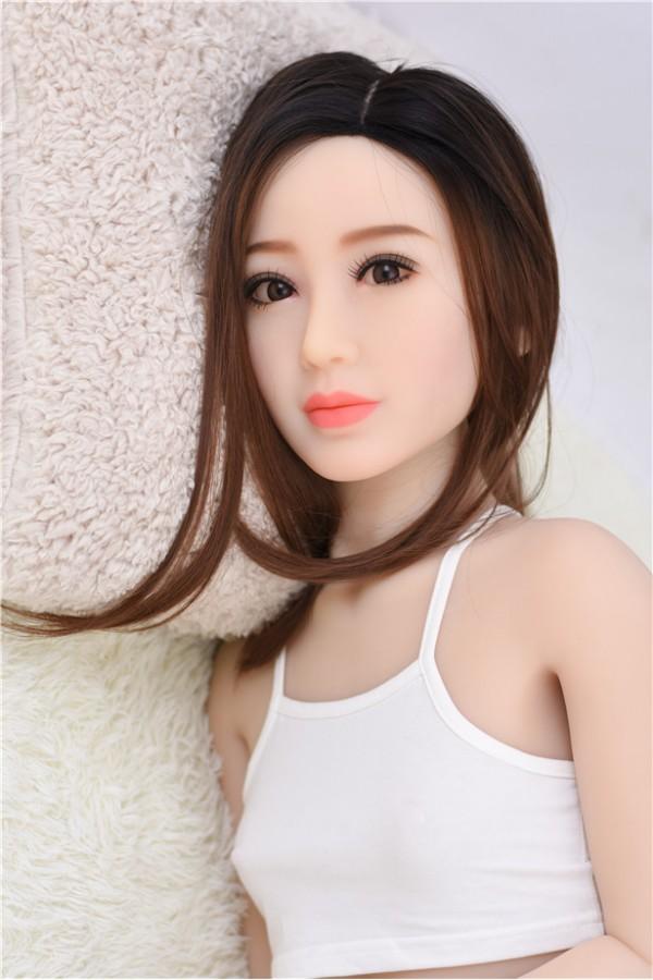 Zohra-super sanfte asiatische Mädchen Sex Doll