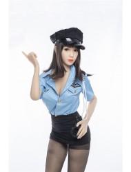 Zuri-Die schönste Polizeiblume von Sex Doll