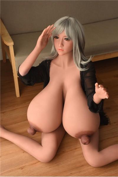 Begonia-160cm mit großen Brüsten Hochwertige Sex Doll