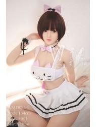 Sexy asiatische 164cm D-cup+391# Sex Puppe