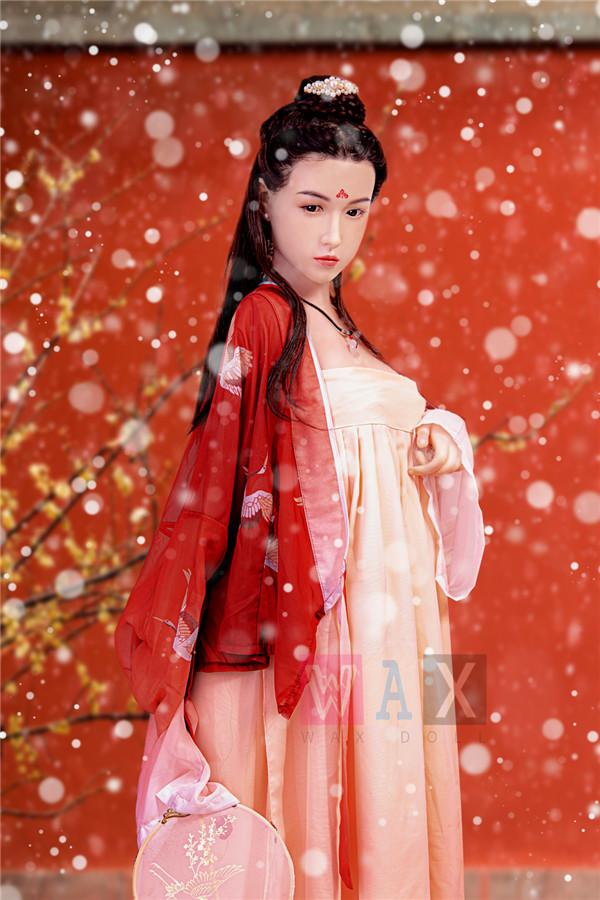165cm Silikon Liebespuppe Klassische Chinesische Schönheit