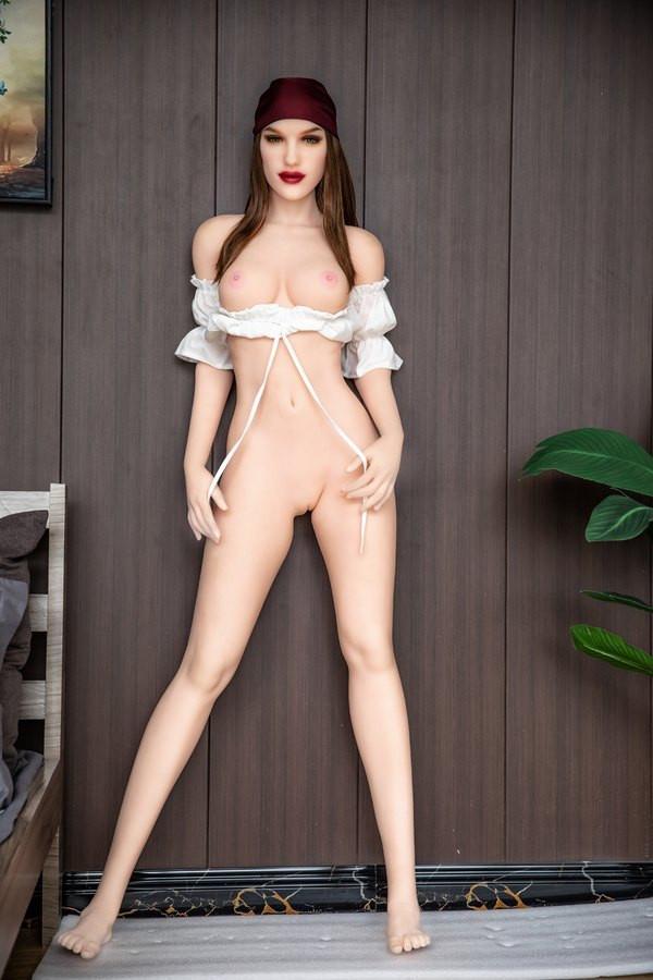 168cm Love Doll Sexy Arsch kleine Brüste