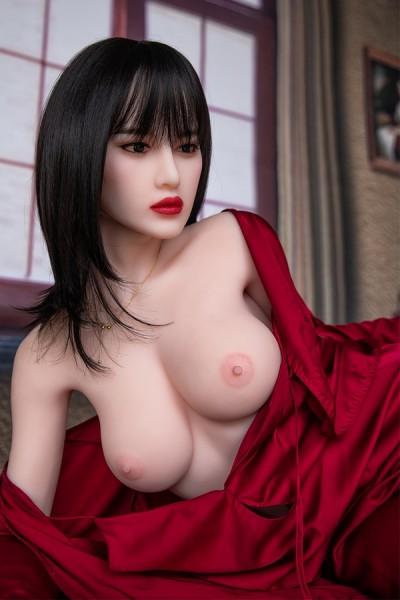 168cm Sexpuppe Brünette Asiatische Frau sexy Arsch