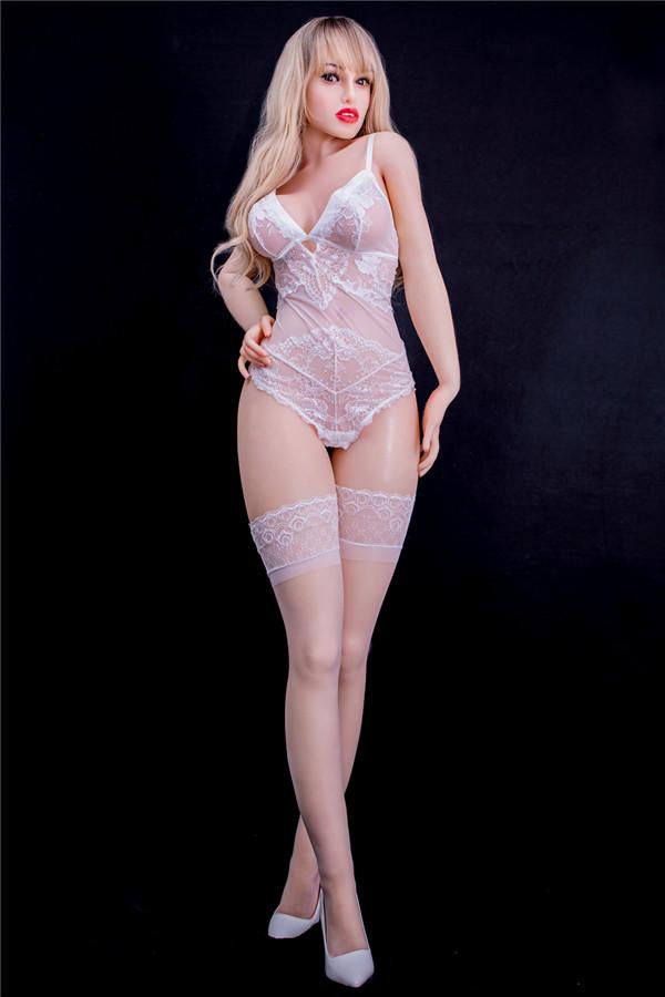 Kaufen 165cm Silikonpuppen Große und weiche große Brüste