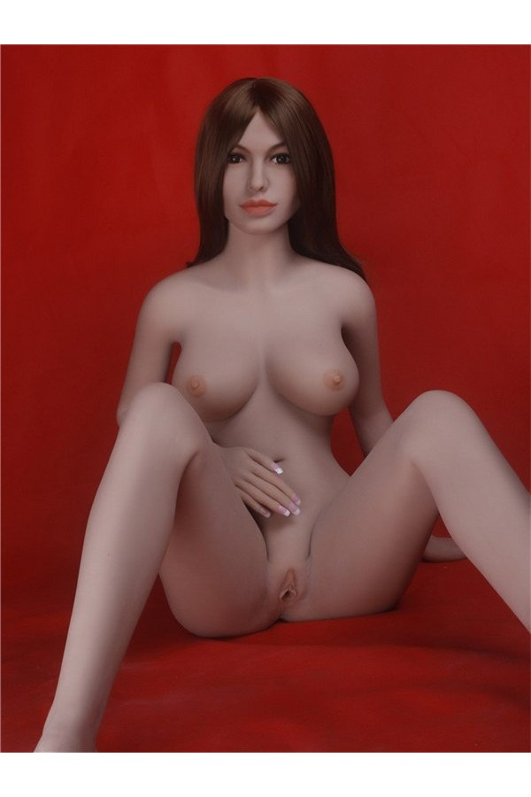 156cm Sexpuppe 3 Hole Real Doll