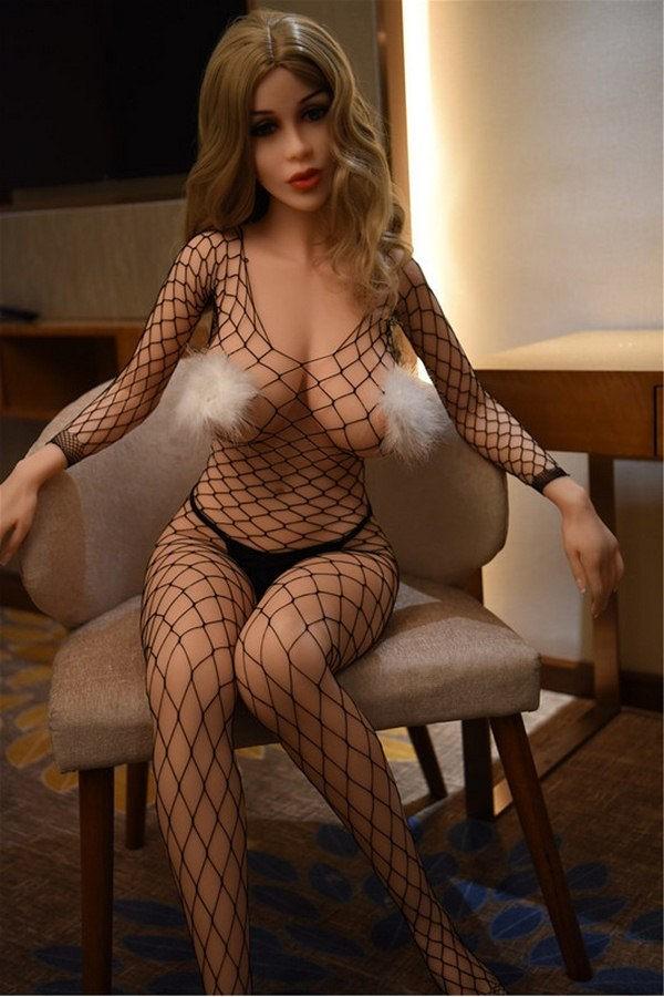 G Tasse Sex Doll Vollbusige Kaukasische Frau | #216-Mia