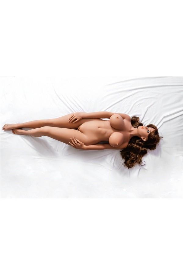 160cm Körbchengröße H Sexpuppe mit Vagina, Anus, oral 3 in 1