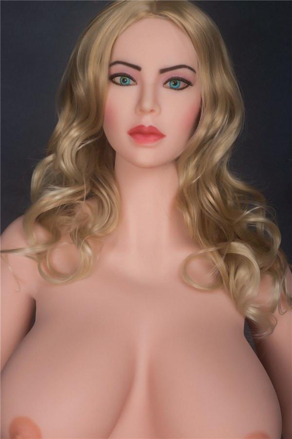 160cm Körbchengröße H Love Doll mit Vagina, Anus, Oral