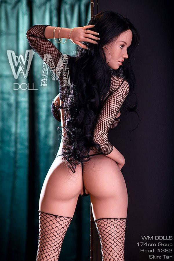 riesige Brüste 174cm dünne Sexpuppe WM Doll