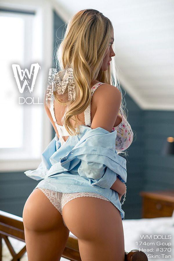 WM Doll 174cm Sexpuppe mit G Cup riesige Brüste