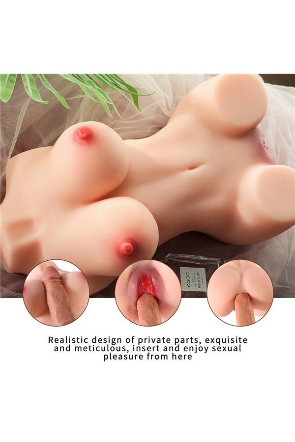 3D Realistische Liebespuppen Mit Pussy Ass BrüSte