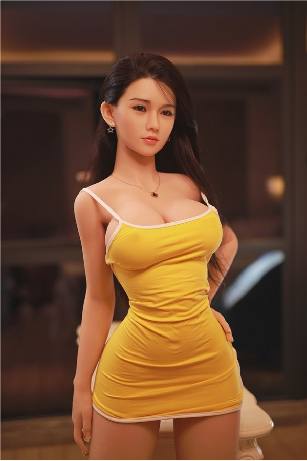 Allegra-JY Doll E-Cup 161cm lebensechte chinesische Liebespuppen