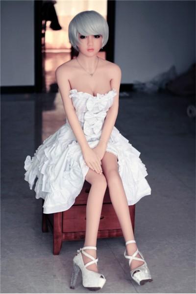 Granat-JY-DOLL Realistische und realistische Sexpuppen mit mittleren Brüsten