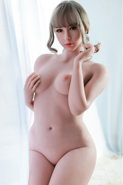 Verena-Atemberaubende 162cm Nackte Frau WM Doll Sexpuppe