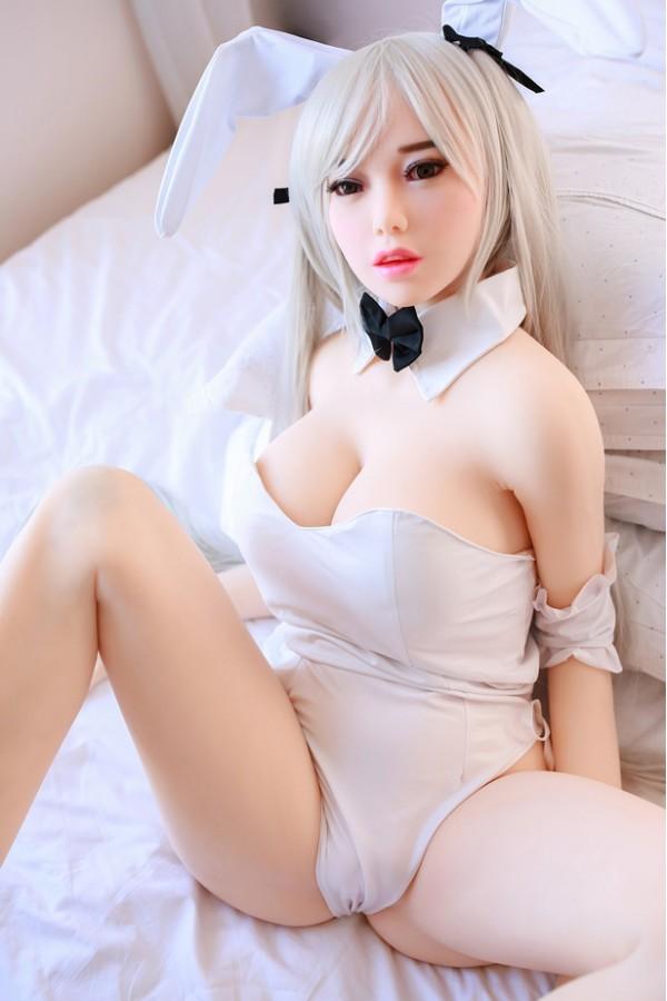 Angelina-Unglaublichen Kurven H-Cup Sexpuppe
