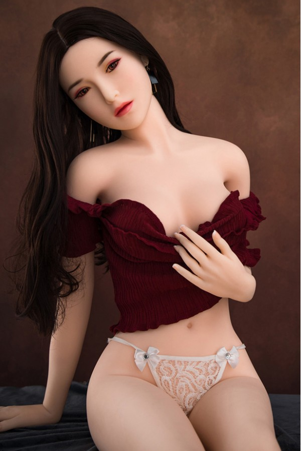 Genoveva-Elegante 160cm TPE Liebespuppe SY Doll