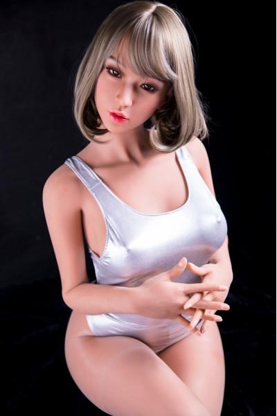 Erdmute-157cm Sexy High Heels SMdoll Liebespuppe