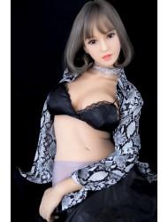 Fiona-Heiße Verkaufende 163cm Promi-Sexpuppe