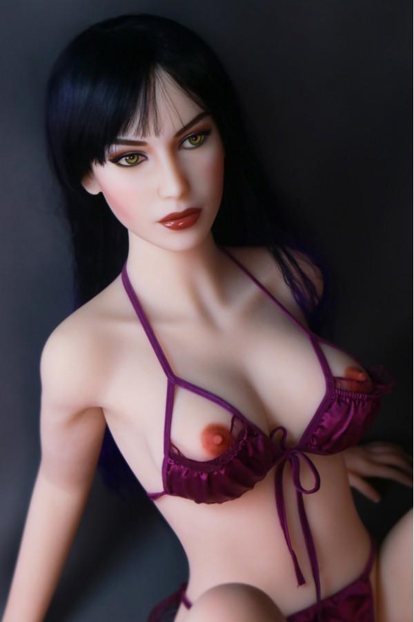 Veronika-Hochwertiges TPE Harz Sex Doll