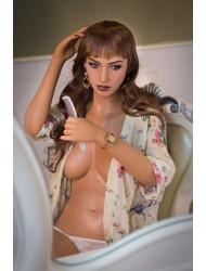 Sarah-Dicke Frau Sexy Liebespuppe
