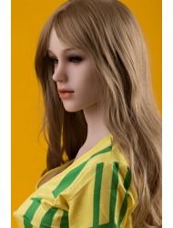 Sonja-Sexy Sportbekleidung Silikon Sex Doll