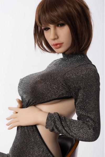 Elfriede-Silikonpuppe Mit Starkem Sexuellen Verlangen