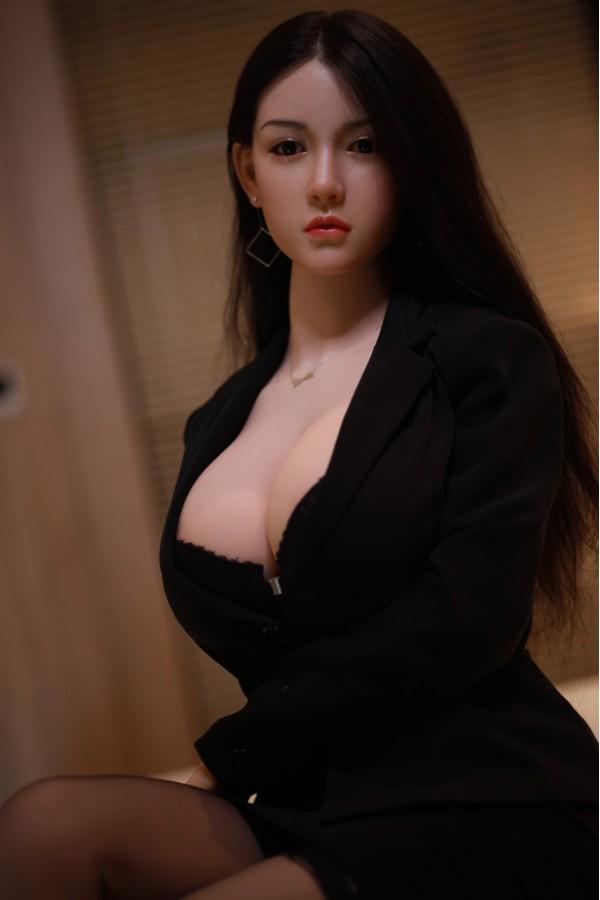 Dietlinde-JY Doll Vollbusige Japanische Liebespuppen