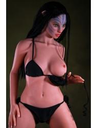 Dorothea-Avatar TPE Großen Brüste Sex Doll