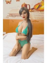 Doris-TPE Große Brüste Realistische Liebespuppe