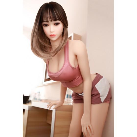 Dana-Chinesische Mittelschullehrerin 166cm Sexpuppe