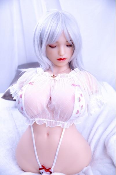 Sally-Sino Doll Silikon Sexpuppe Oberkörper