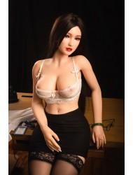 Nannette-Kaufen Echte Silikonpuppe Sino Doll