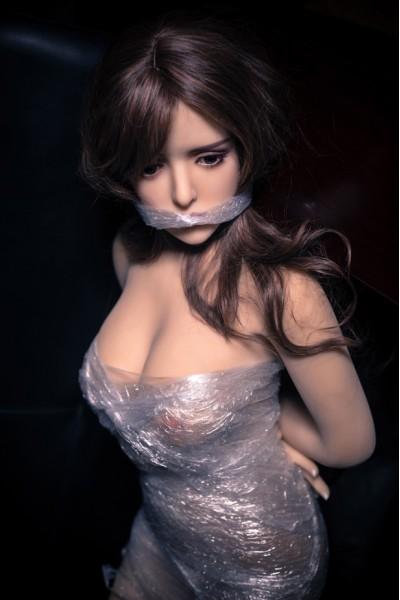 Nanni-Jungfräuliche QITA Doll Liebespuppe