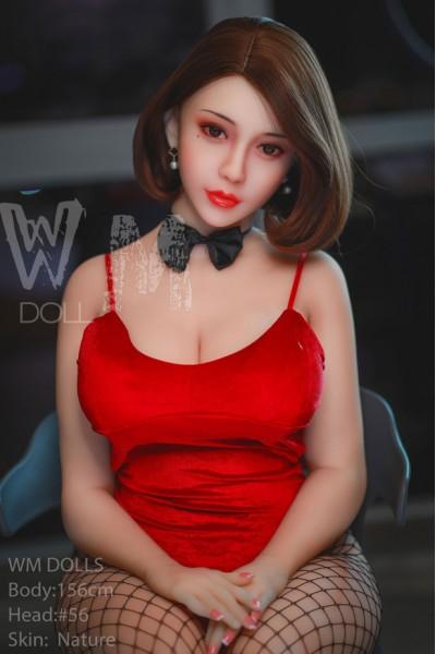 Marlitt-Sexiesten Japanischen WM Doll