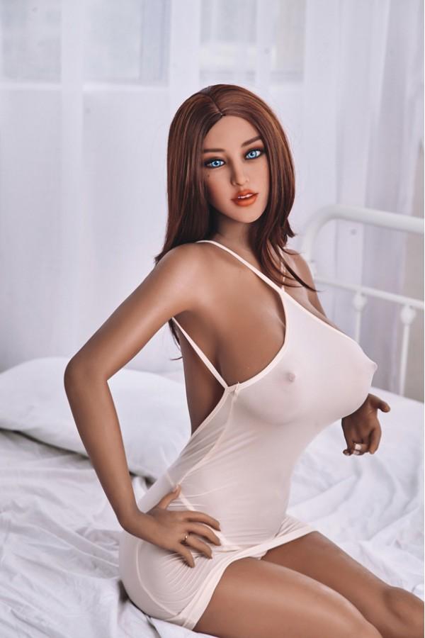 Lilith-Modische 163cm Sexpuppe für Männer