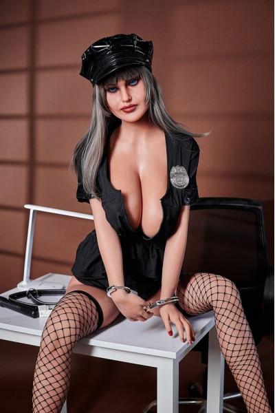 Ludmilla-Verführerischste Asiatin  Sexpuppe mit Glattem Haar
