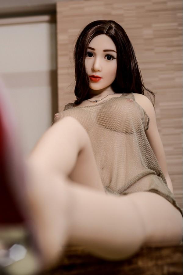 Millicent-Niedrigsten Preis 169cm Asiatische Sexpuppe