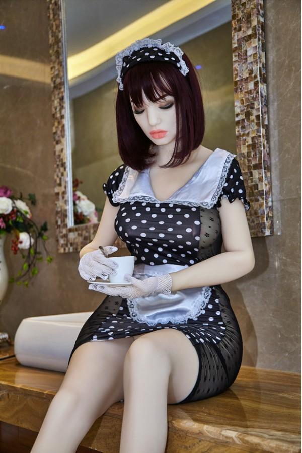 Miriam-Haut Fühlt sich So Weich und Flexibel Love Doll