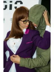 Moe-Sehr attraktiver Universitätslehrer Love Doll