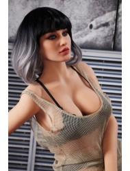 Muriel-Attraktive 170cm Love Doll Super Glatte Haut