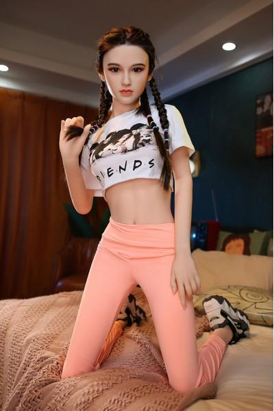 Noemi-160cm Chinesische Dame Lebensgroße Love Doll