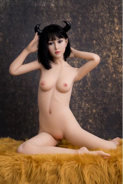 Siham-150cm Asiens Verlockendste Fick Sexpuppe