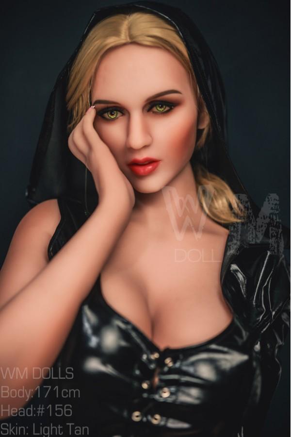 Rachel-Erschwingliche 171cm Realistische Love Doll Europäische Sexpuppe