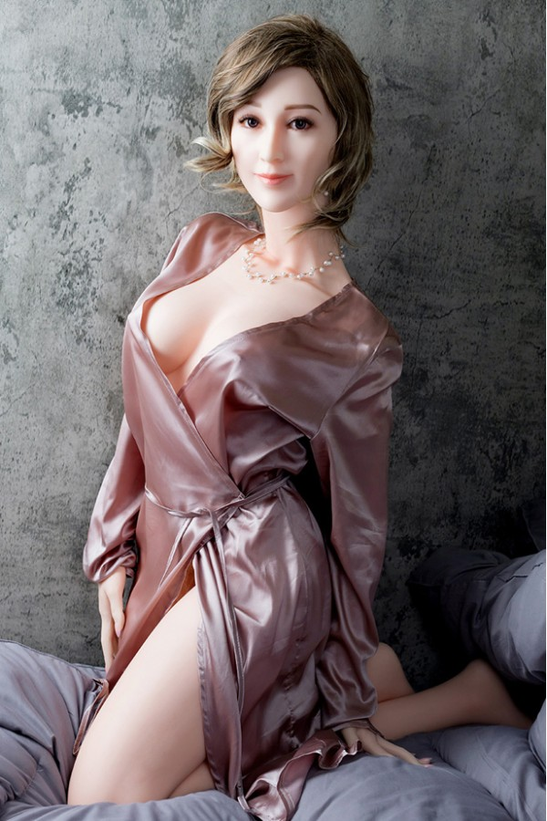 Telma-Realistische Sexspielzeug neueste 150cm Silikonpuppe