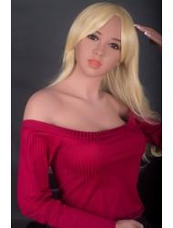 Nele-Sieht Lebensechte WM Sex Puppe