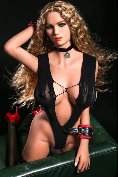 Henriette-Einzigartige 165cm SY Doll Sex Puppe