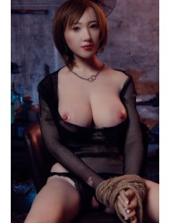 Alison-Beste H-Cup Brust Sexpuppen