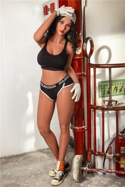 Sadie-162cm muskulöse Sexpuppen mit großer Brust