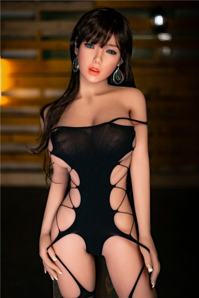 Raven-158cm realistische lebensechte TPE Liebespuppen