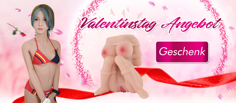 2021 Valentinstag Angebot